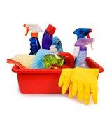 Віддушки для чистячих засобів